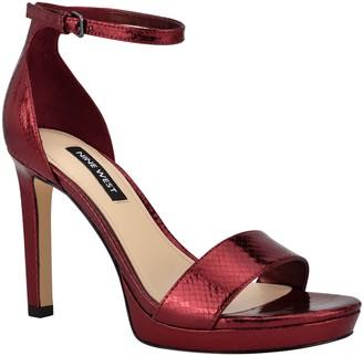Nine West Edyn Women's Platform High Heel Sandals