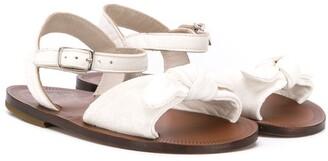 Pépé Front Bow Sandals