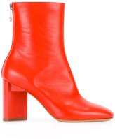 Maison Margiela Socks ankle boots - women - Leather - 36