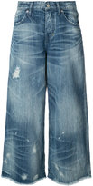 PRPS wide leg jeans - women - Cotton - 26