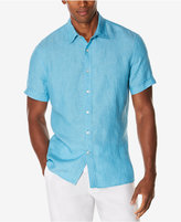 Perry Ellis Men's Big & Tall Chambray Shirt