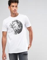 Globe Planet T-shirt