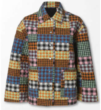 Margaux Multi Patchwork Jacket