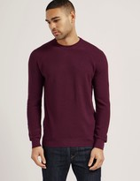 Barbour International Steer Crew Neck Knit