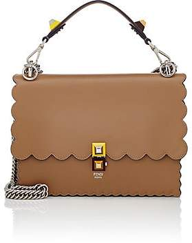 Fendi Women's Kan I Shoulder Bag - Tan