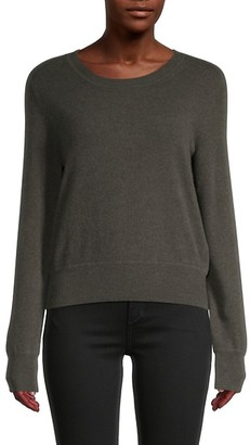 Naadam Cropped Cashmere Sweater