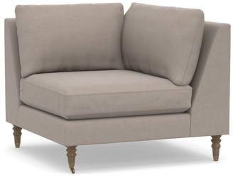 Pottery Barn Tallulah Upholstered Build Your Own Components
