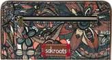 Sakroots Artist Circle Slim Wallet (Women's)