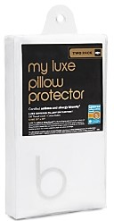 Bloomingdale's My Luxe King Pillow Protector, Pair - 100% Exclusive