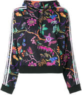 adidas poisonous garden print hoodie