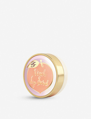 Too Faced Peach sugar lip scrub 5ml