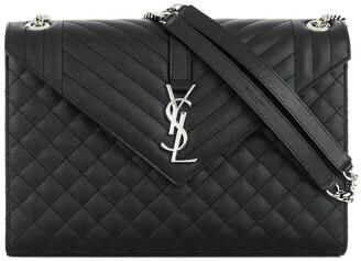 Saint Laurent Envelope Shoulder Bag