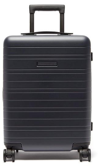 Horizn Studios H5 Smart Cabin Suitcase - Navy