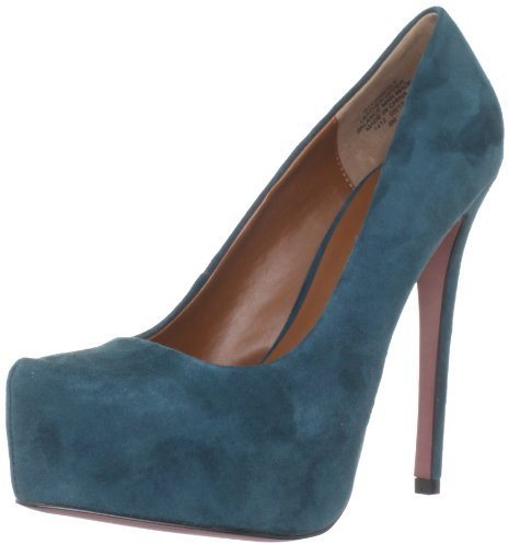Boutique 9 Women's Kimberly Suede Platform Pump