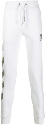 Philipp Plein Slim-Fit Track Trousers