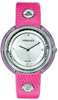Versace Thea Collection VA7070013 Women's Stainless Steel Quartz Watch