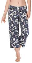 Calida Women's Favourites Trend 1 Damen Hose 7/8 Pyjama Bottoms