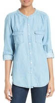 Soft Joie Women's Amelle Chambray Shirt