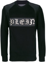 Philipp Plein branded sweatshirt - men - Cotton - S