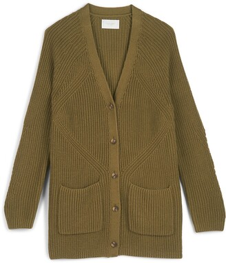 Lucky Brand Traveling Ribbed Long Cardigan
