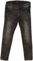 Joe's Jeans Jeggings (Toddler/Kid) - Black Wax-3