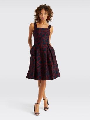 Draper James Collection Clover Vines Dress