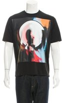 Givenchy Abstract Madonna Crew Neck T-Shirt w/ Tags