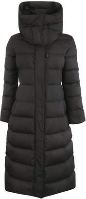 Aspesi Hooded Long Padded Coat