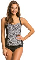 Athena Swimwear Gold Coast Molded Soft Cup Tankini Top 8139455