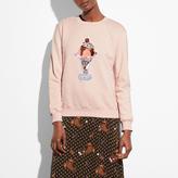 Coach Embellished Sundae Sweatshirt
