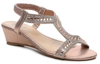 GC Shoes Gisela Wedge Sandal