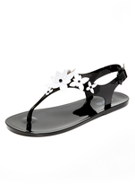 MICHAEL Michael Kors Lola Jelly Thong Sandals