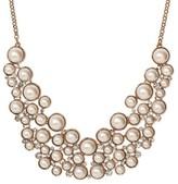 SUGARFIX by BaubleBar Pearl Bib Necklace - Pearl