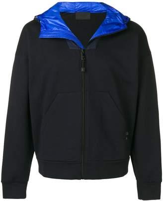 Prada zipped hoodie