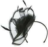 Nordstrom Women's Border Fascinator Headband - Black