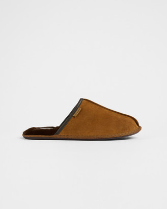 Ted Baker DARAX Leather mule slippers