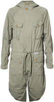 Undercover military coat - men - Cotton/Polyurethane - 2