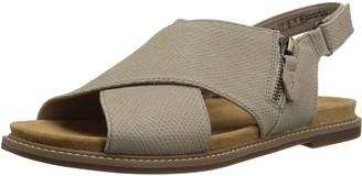 Clarks Women's Corsio Calm Flat Sandal