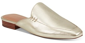 Marc Fisher Women's Pam Block-Heel Mules