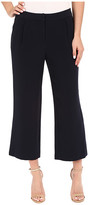 Ellen Tracy Wide Cropped Pants