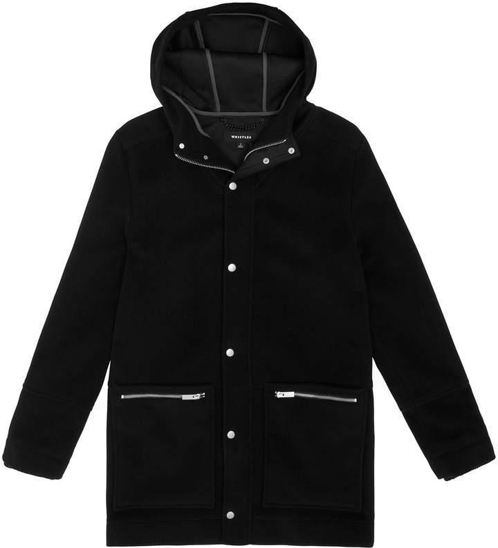 Whistles Modern Duffle Jacket
