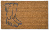 Welly Door mat