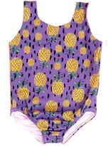 Maylana Swimwear Basic Pineapple Onepiece