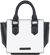 KENDALL + KYLIE Mini Brook Two Tone Smooth Leather Bag