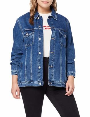New Look Petite Women's Denim Jacket