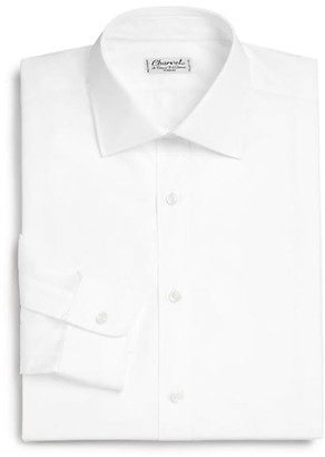 Charvet Regular-Fit Cotton Dress Shirt