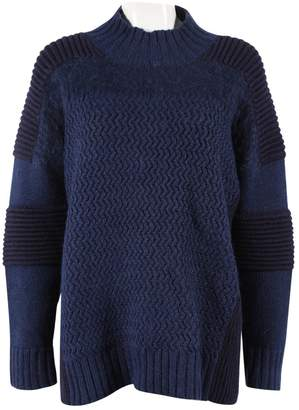 N. Ohlin \N Blue Wool Knitwear
