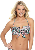Betsey Johnson Sweet Tart Bandeau Top