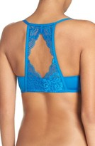 Honeydew Intimates Women's Lace Back Underwire Push-Up Bra