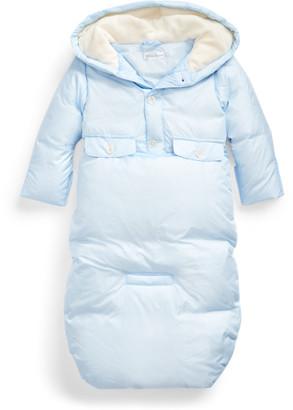 Ralph Lauren Down Bunting Jacket Set